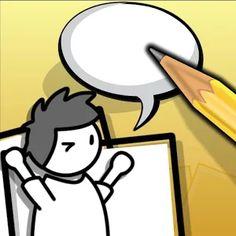 La aplicación Todo en Uno para crear cómics, dibujos animados, memes y fotos divertidas.