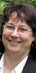 Study nurse Angela Wierk, of The Juvenile Scleroderma Association