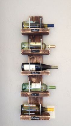 Organized Wine Holder