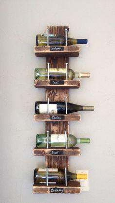 Organized Wine Holder