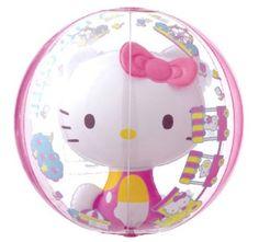 Hello Kitty Beach Ball