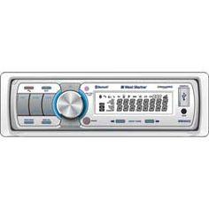 WM4000 Bluetooth Marine Stereo Receiver