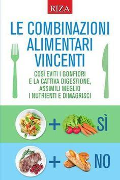 """Cover of """"Le combinazioni alimentari vincenti"""""""
