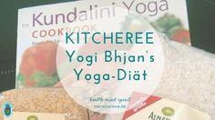 Yogi Bhjan's Kitcheree, Mungbohnen & Reis-Diät *-*-*-*-*-*-  Kitchari Kitchare Kitcheri Kichari Kitcheree Yogi Bhajan (Kundalini Yoga)