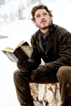 Richard Madden, (Robb Stark, Game of Thrones)