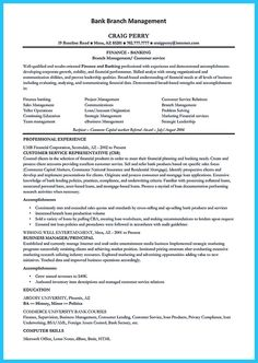 Head Teller Resume Awesome Learning To Write From A Concise Bank Teller Resume Sample