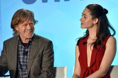 Emmy Rossum Said William H. Macy Was A Big Ally When She Was Fighting For Equal Pay