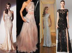 Os Mais Lindos Vestidos de Festa