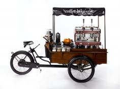 Coffee-Bike: Stationäre Einheiten als Ergänzung rücken in den Fokus - www.food-service.de