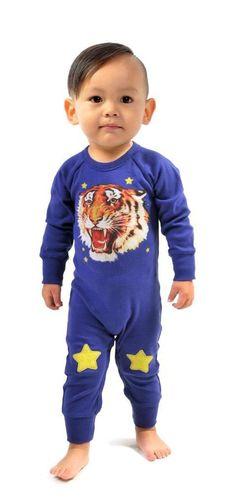 RYB Tiger Star jumpsuit