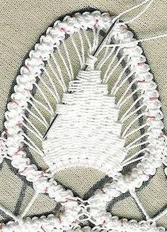 Doily with pineapple pattern Freeform Crochet, Irish Crochet, Crochet Doilies, Crochet Lace, Crochet Snowflakes, Needle Lace, Bobbin Lace, Tatting Patterns, Crochet Patterns