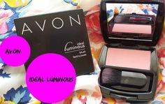 Avon - Ideal Luminous lícenka #beauty #Avon #cosmetics #decorativecosmetics #blush http://www.kamzakrasou.sk/avon-ideal-luminous-licenka/5614