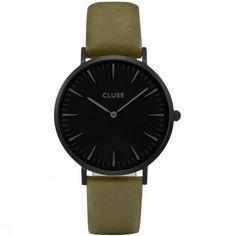 Horloge La Bohème Full Black