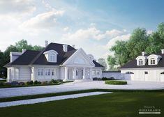 Home Fashion, Custom Homes, Villa, House Design, Mansions, House Styles, Home Decor, Houses, Cute House