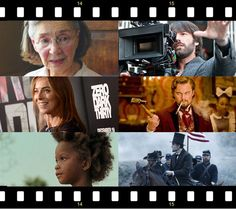 2013 Oscar Nominations - Who Got Snubbed for 2013 Oscar Noms - Marie Claire