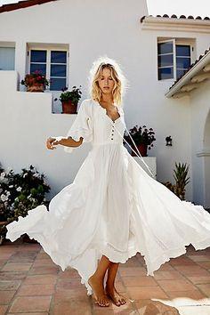 Casual Chic, Cute Casual Outfits, Girl Outfits, Taffeta Dress, Crepe Dress, Celtic Dress, Beach Dresses, Wedding Dresses, Midi Flare Skirt