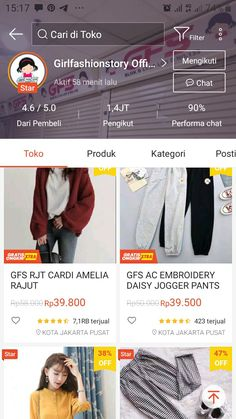 Casual Hijab Outfit, Hijab Chic, Shopping Websites, Online Shopping Stores, Online Shop Baju, Best Online Clothing Stores, Asian Short Hair, Aesthetic Clothes, Korean Fashion