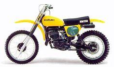 SUZUKI RM 250 1975