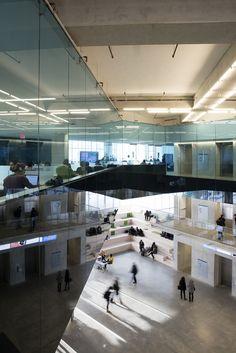 Gallery of Ryerson University Student Learning Centre / Zeidler Partnership Architects + Snøhetta - 15