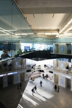 Gallery of Ryerson University Student Learning Centre / Zeidler Partnership Architects + Snøhetta - 15