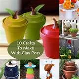 clay pot crafts - AOL Image Search Results