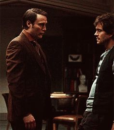 If Agent Will Graham And Sherlock were to be put together they would be freaking unstoppable....