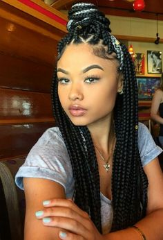 Braids ¤ Twist (Natural hair & Protective Style)