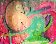 I love this piece from 21 SECRETS Teacher Petrea Hansen-Adamidis!!!