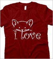 So machst du SIE glücklich!  Für Katzenliebhaberinnen!  http://www.t-shirt-mit-druck.de/frauen-kleidung-selbst-gestalten.htm