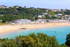 Vista of the bay at St Brelade by Paul  Henderson on 500px