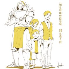 fma by batmanroc on DeviantArt Elric Brothers, Oriental, Lovely Complex, Kimi Ni Todoke, Alphonse Elric, Roy Mustang, Powerful Art, A Silent Voice, Edward Elric