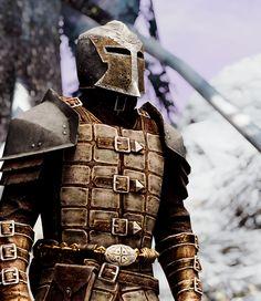 I heard you liked Skyrim mods Fantasy Armor, Medieval Fantasy, Larp, Skyrim Concept Art, Armor Concept, Cosplay, Arrow To The Knee, Scrolls Game, Character Art