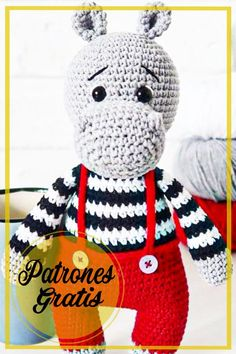 Amigurumi Toys, Crochet Patterns Amigurumi, Crochet Dolls, Crochet Clothes, Crochet Hats, Amigurumi Free, Softies, Kit Bebe, Architecture Tattoo