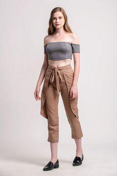 Summer, Pants, Clothes, Dresses, Fashion, Trouser Pants, Outfits, Vestidos, Moda
