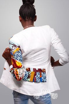 Moda Africana THE BHF NETWORK African Print in Fashion