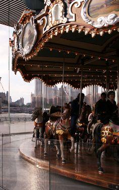 Jane's Carousel, Brooklyn, NY