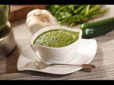 Salsa chiltomate - Green toamto sauce - Recetas de salsas