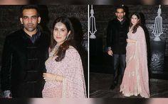 Bollywood Masala, Sports News, Wedding Reception, Sari, Fashion, Marriage Reception, Saree, Moda, Fashion Styles