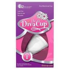 Diva Menstrual Cups Cup 1 Pre Childbirth for sale online Menstrual Cup Brands, Feminine Hygiene, Menstrual Cycle, Our Lady, Diva, Personal Care, Ebay, Cups, Period