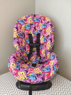 A personal favorite from my Etsy shop https://www.etsy.com/listing/281001636/ready-to-ship-toddler-carseat-cover-made