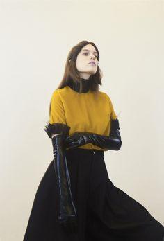 Exploring Nordic Expressionism with Danish Fashion Designer Morten Ussing