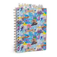 Let some of your favorite Nicktoons help you be productive for a change. Write in them, draw in them, and doodle in them. That last one is questionably productive. 90s Childhood, Old Cartoons, School Supplies, Office Supplies, Good Old, Notebooks, Journals, Nerd, Stationery