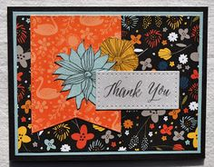 DAT'S My Style: December Stamp of the Month - Thoughtful Flowers