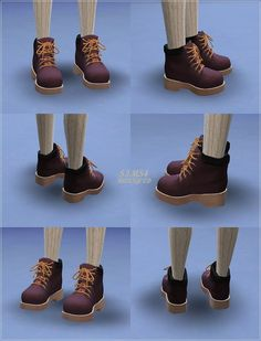 Female hiking boots at marigold Marigold Sims 4, Sims 4 Cc Furniture Living Rooms, Skin Piercing, Sims 4 Cc Makeup, Sims 4 Cc Skin, Sims 4 Update, Body, Fitness, Hiking Boots