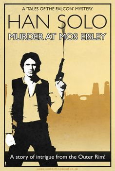 Murder at Mos Eisley