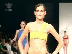 Rio fashion week; Spring / Summer 2008; Lenny Swimwear