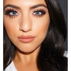 130 wedding makeup ideas for brides – page 1 Eye Makeup Steps, Makeup Tips, Beauty Makeup, Hair Makeup, Makeup Ideas, Makeup Eyebrows, Eyebrow Makeup, Makeup Geek, Makeup Tutorials
