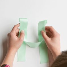 DIY Tips: How To Tie A Perfect Bow #tutorial #handmade