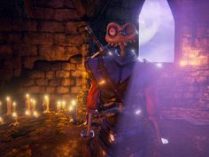 New MediEvil PS4 Images Leaked - http://www.worldsfactory.net/2015/05/08/new-medievil-ps4-images-leaked