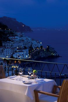 Grand Hotel Convento di Amalfi, Amalfi, Italy-just insert Heather and me and it would be perfect